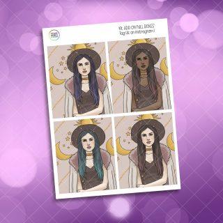 Witchcraft Add on Fashion Girls