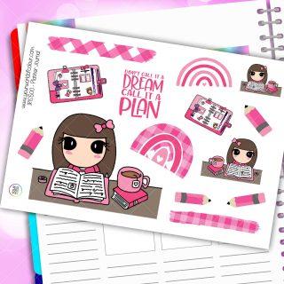 Planner Journaling Planner Stickers